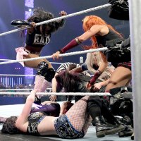 WWE SMACKDOWN RESULTS: Team BAD Face Heated Brawl & Champ Faces Tough Words (September, 10th 2015)