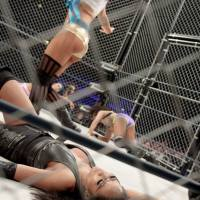 Cattie's Catch Up: The Dollhouse vs Gail Kim and Velvet Sky; Lethal Lockdown Tag Team Match (February, 23rd 2016)