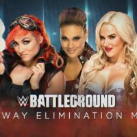 WWE BATTLEGROUND PREDICTIONS: Five Way Number One Contenders Elimination Match (July, 23rd 2017)