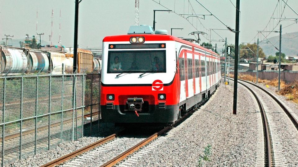 Publicidad en Tren Suburbano