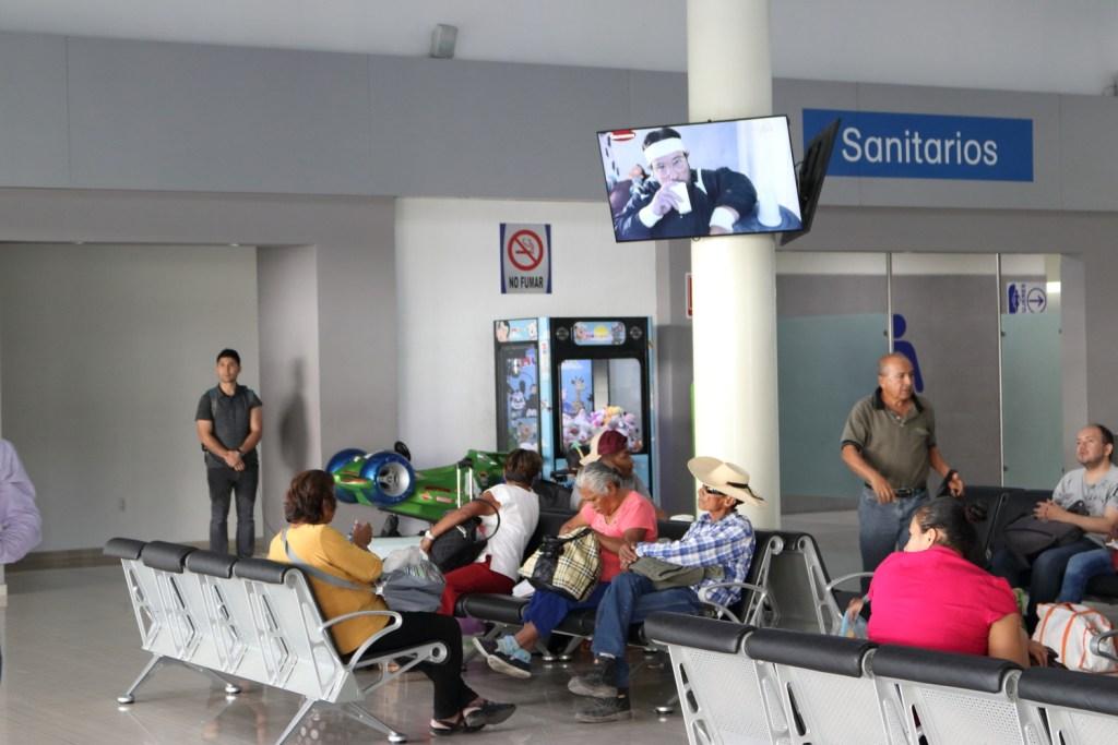 Terminal de Autobuses Chilpancingo