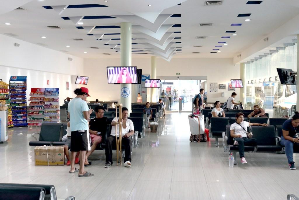 Terminal de Autobuses Papagayo