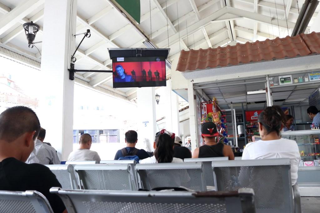 Terminal de Autobuses Taxco