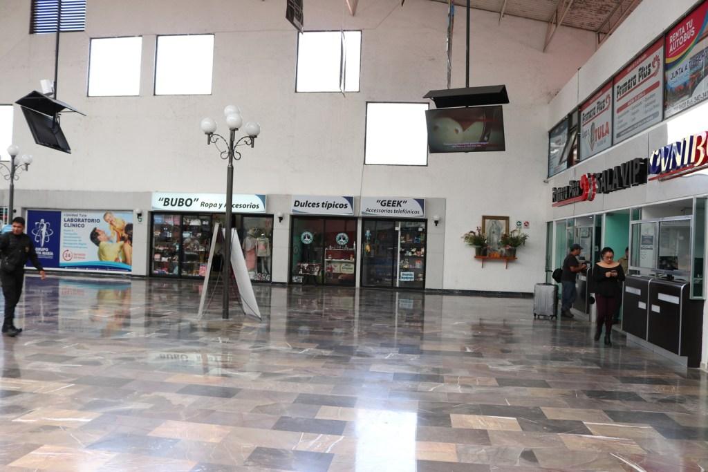 Terminal de Autobuses Tula