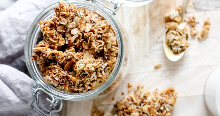 Superfood Granola Bark