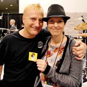 drummer Gregg Bissonette © Cat with Hats