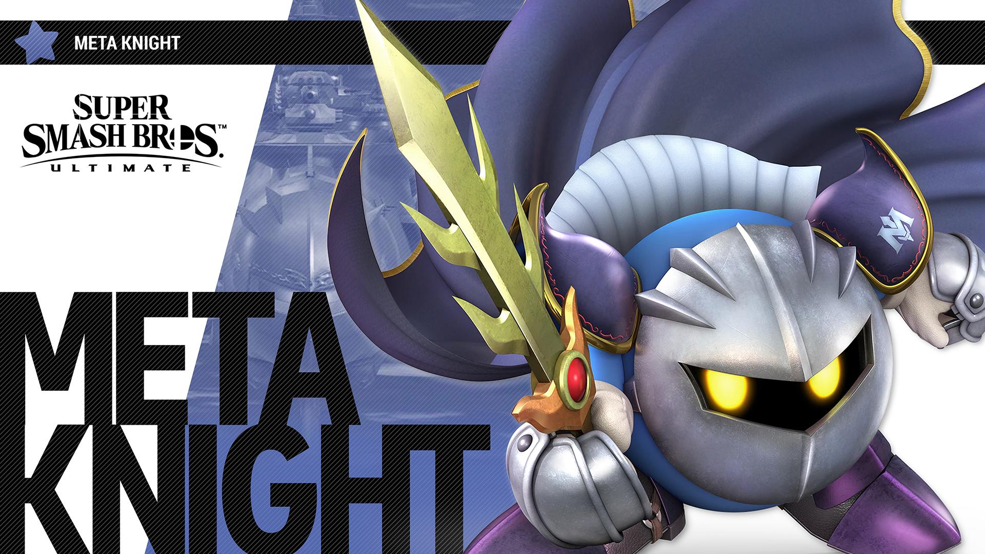Logic Wallpaper Iphone 6 Super Smash Bros Ultimate Meta Knight Wallpapers Cat