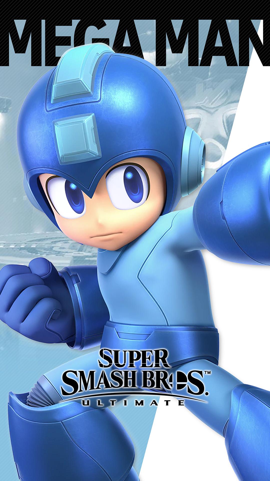 Cat Wallpaper Iphone X Super Smash Bros Ultimate Mega Man Wallpapers Cat With