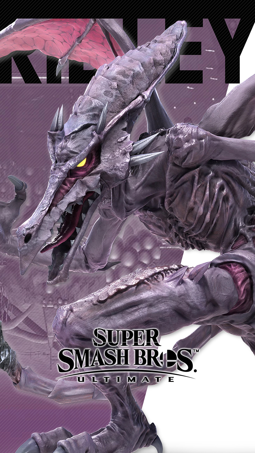 Super Smash Bros Ultimate Ridley Wallpapers Cat With Monocle