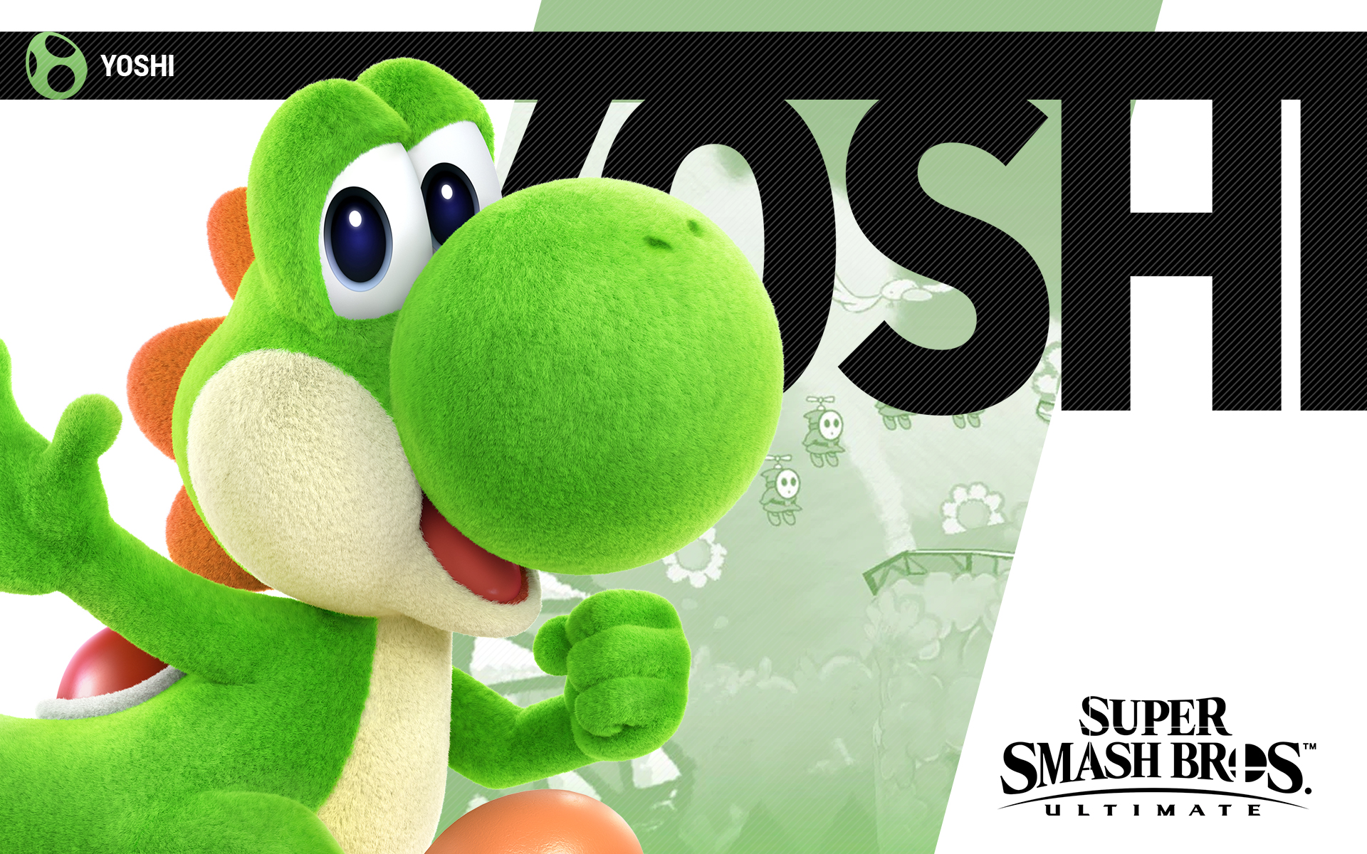 Samsung Galaxy Animated Wallpaper Super Smash Bros Ultimate Yoshi Craft Wallpapers Cat