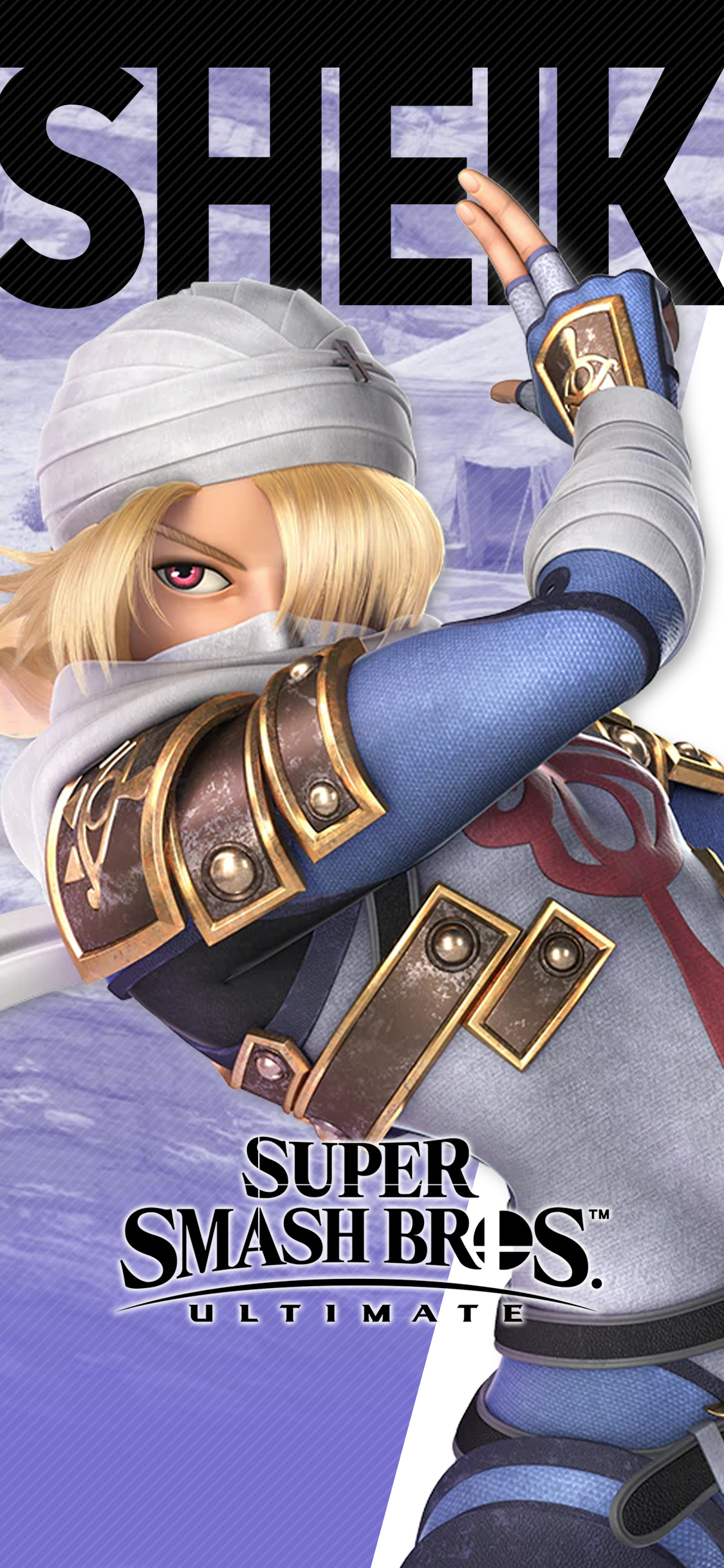 Samsung Galaxy Animated Wallpaper Super Smash Bros Ultimate Sheik Wallpapers Cat With Monocle
