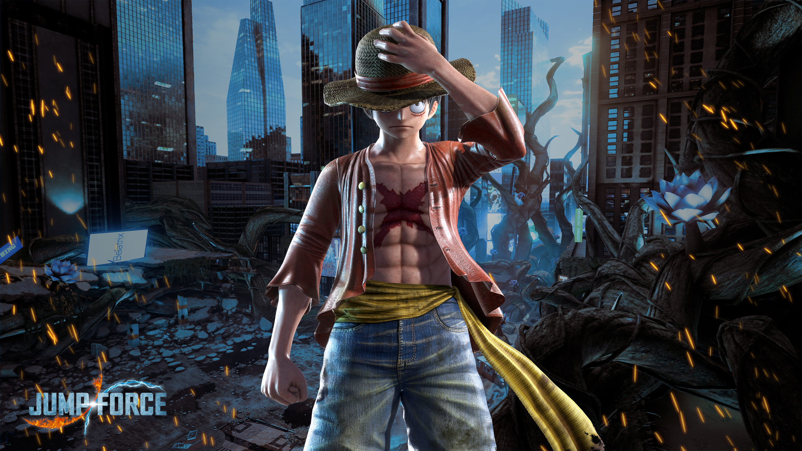 Iphone Se Wallpaper Size Jump Force Luffy Wallpapers Cat With Monocle