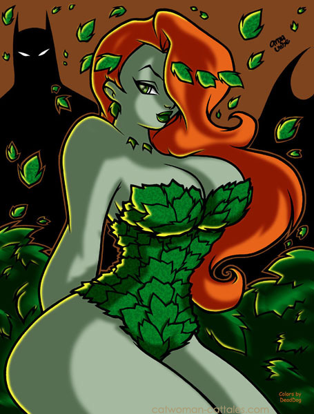 Poison Ivy: Pretty Poison