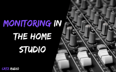 Monitoring in a Home Studio