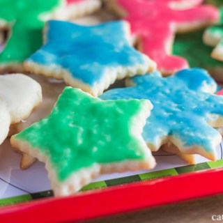 The Best Rolled Sugar Cookies | Catz in the Kitchen | catzinthekitchen.com #Christmas