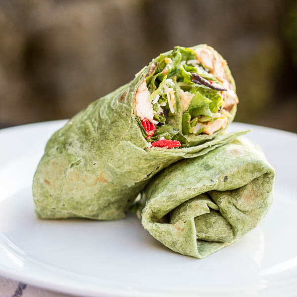 Barbecue Chicken Wraps Red Robin Imitation