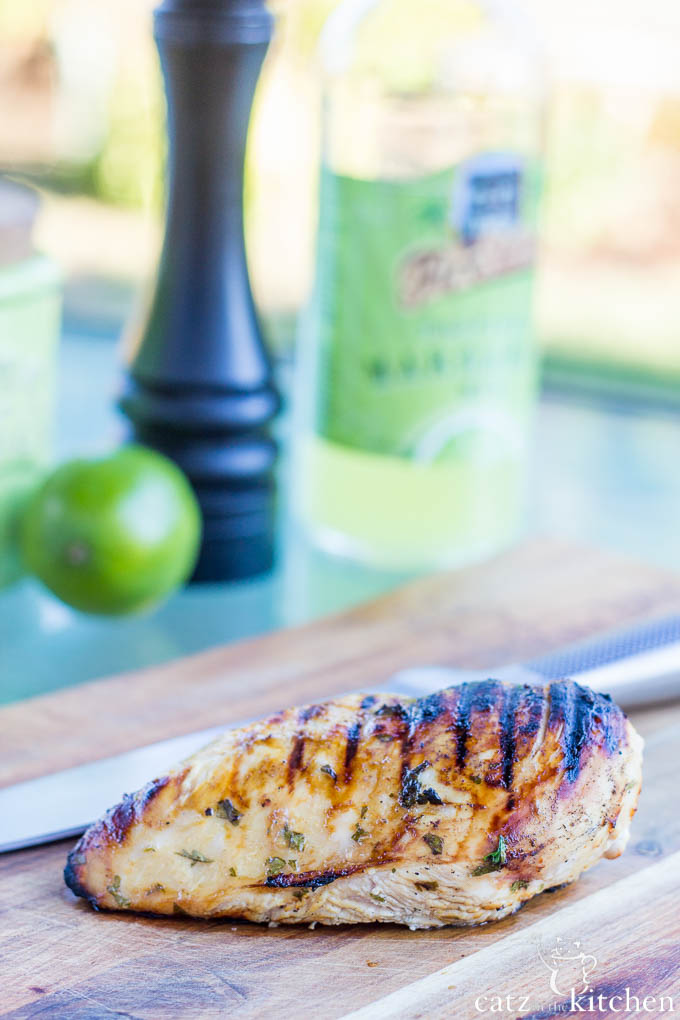 Margarita Chicken | Catz in the Kitchen | catzinthekitchen.com #margarita