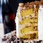 Tiramisu Cake   Catz in the Kitchen   catzinthekitchen.com   #tiramisu #cake #chocolate