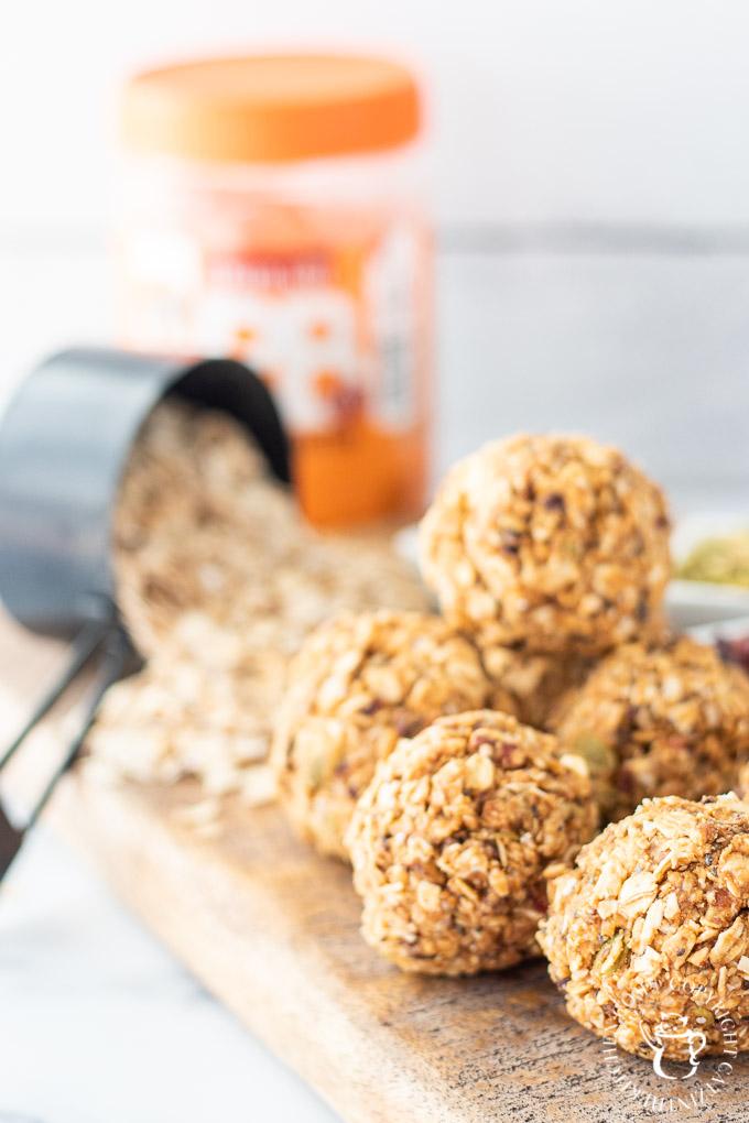 PB fit protein balls