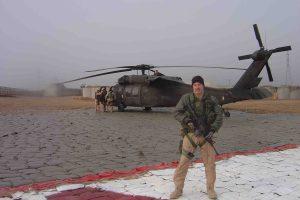 Joe Parsons Iraq
