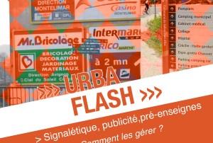 URBA FLASH SIGNALETIQUE