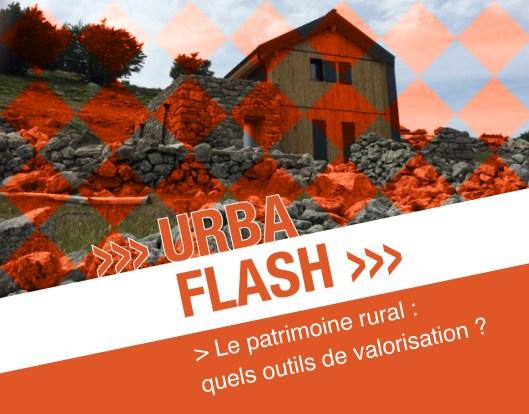 URBA FLASH PATRIMOINE RURAL