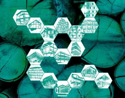 5 à 7 de l'éco-construction: pourquoi et comment construire en bois local?<br><p class=