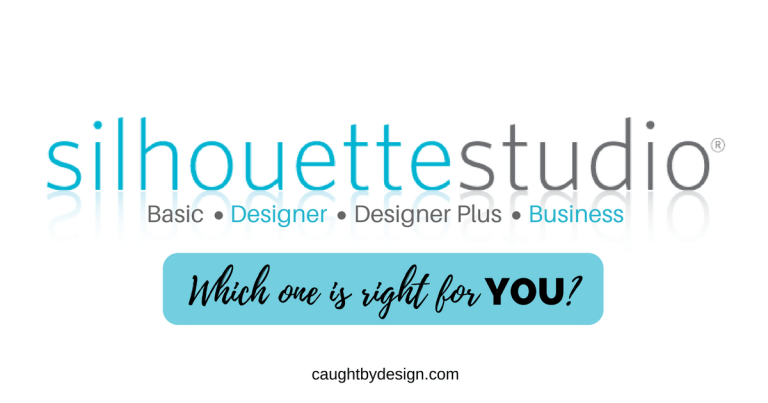 Silhouette Studio: Which Edition is right for you?