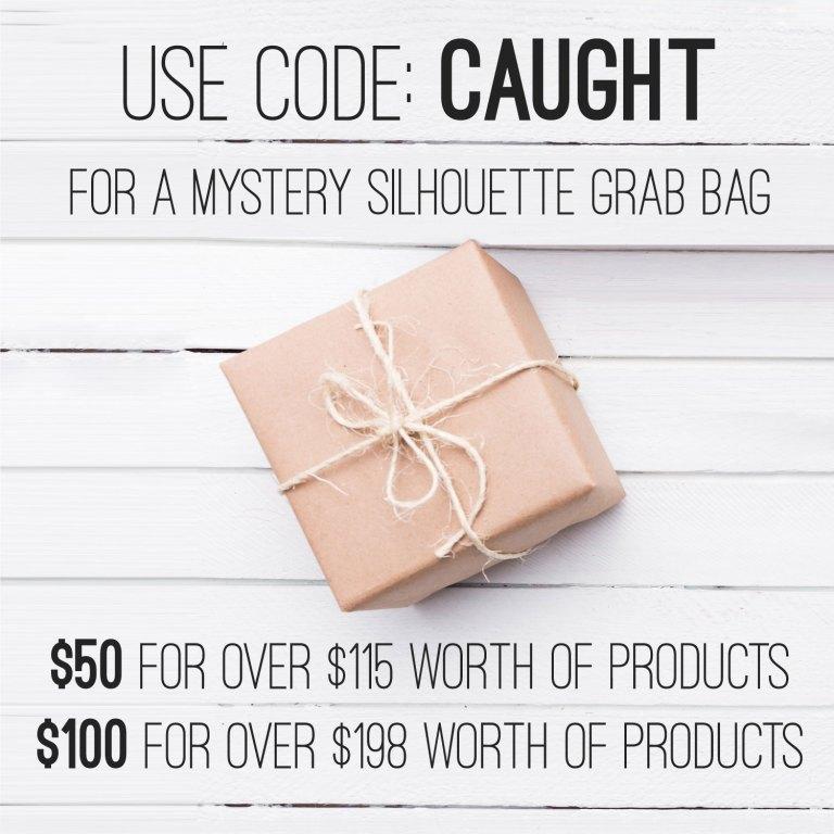 Silhouette Mystery Box & September Elite Sale