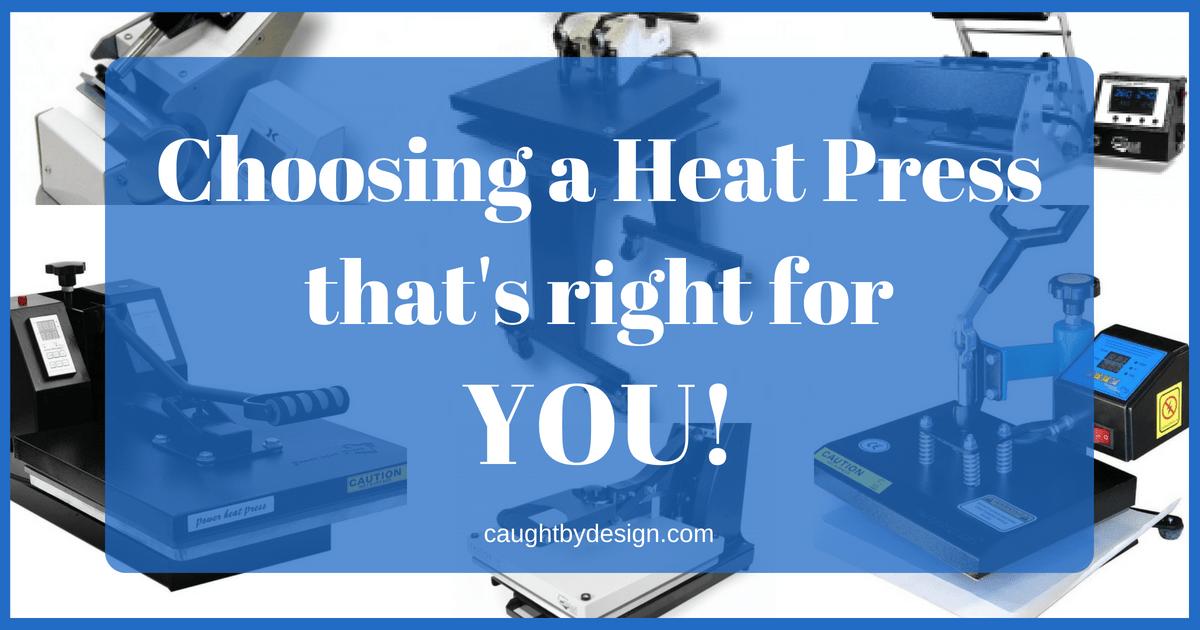Choosing a Heat Press