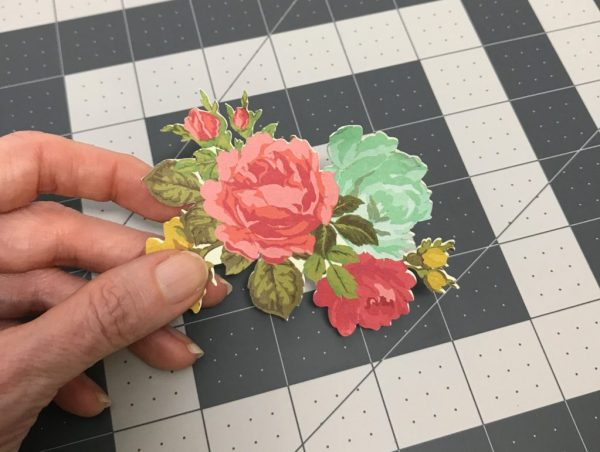 Decorative Edge Card