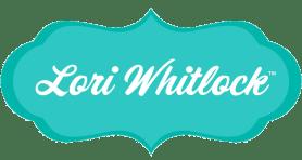 Lori Whitlock logo