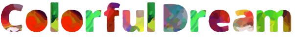 Colorful Dream Color Font