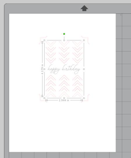 Silhouette Studio Fold & Tuck Card