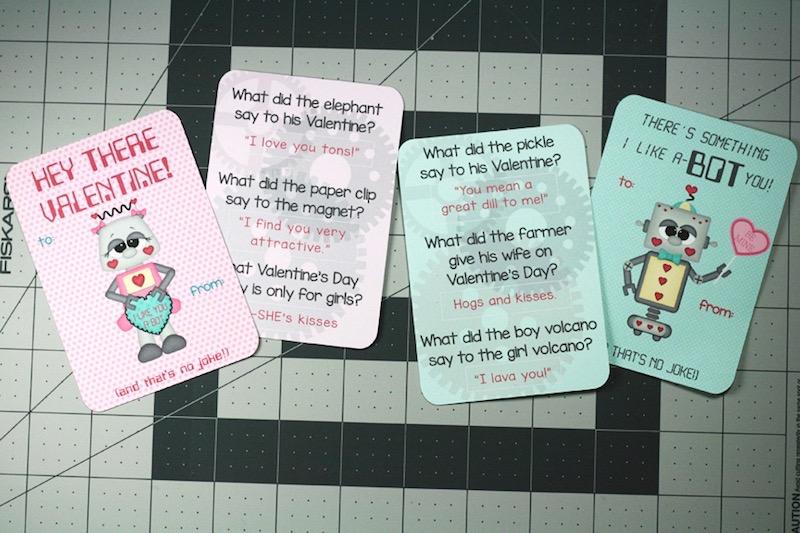 Scratch-off Valentine Cards