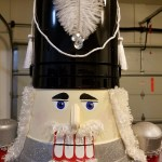 Giant Life Size Nutcracker Done Tj Fox Sharing The Experience