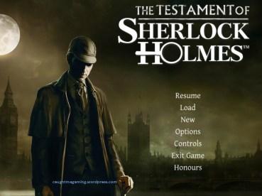 TestamentS.Holmes caughtmegaming (2)