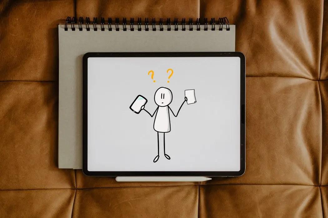 Sketchnoter sur tablette ou papier, comment choisir ?