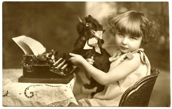 TypewriterGirl-Vintage-GraphicsFairy2
