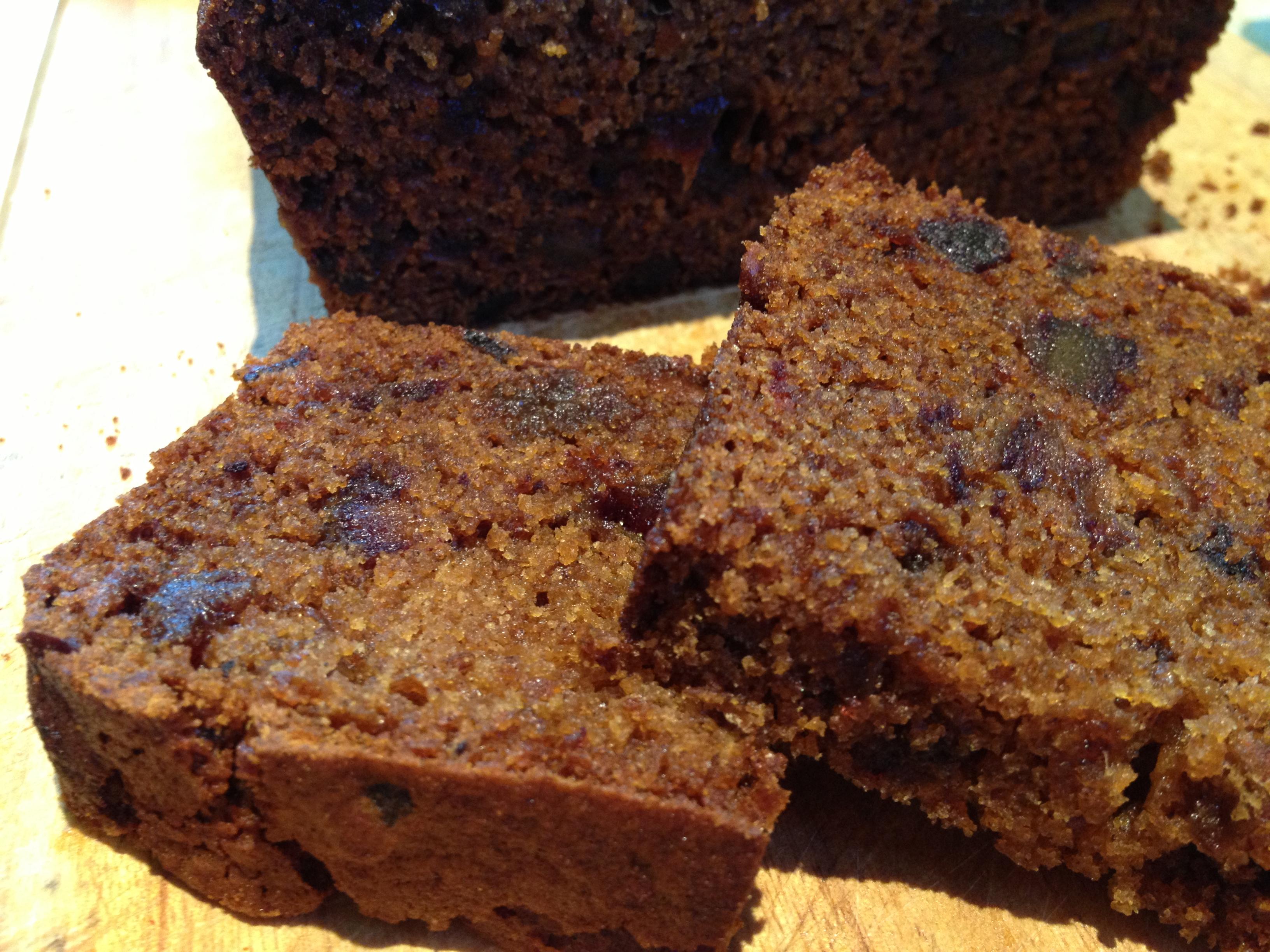 Easy Date Loaf Cake Recipe