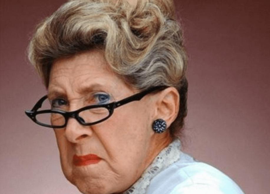 Mean Old Women