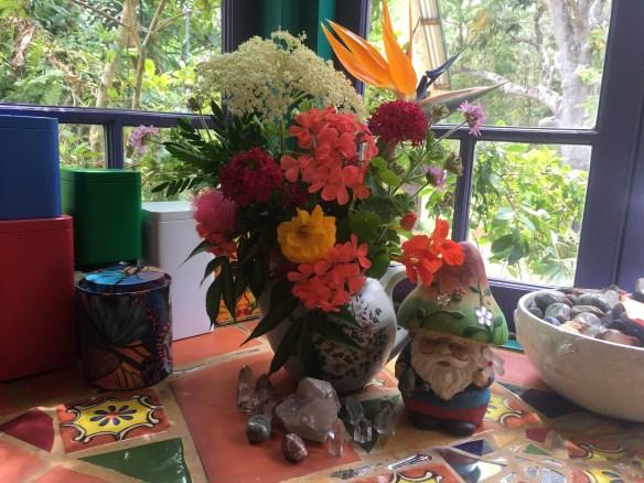 flowers from my garden
