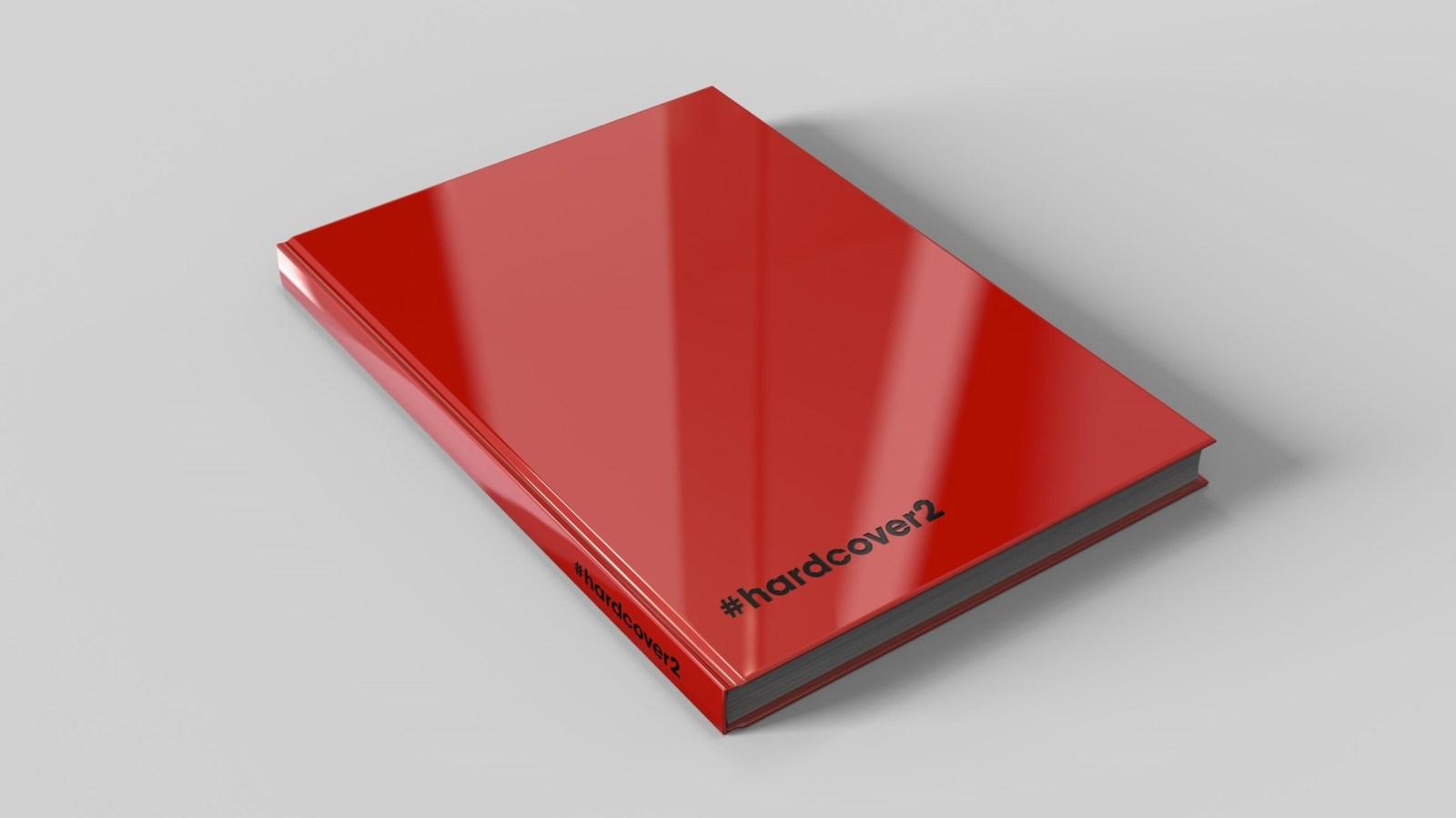 Couverture de l'artbook érotique Hardcover.