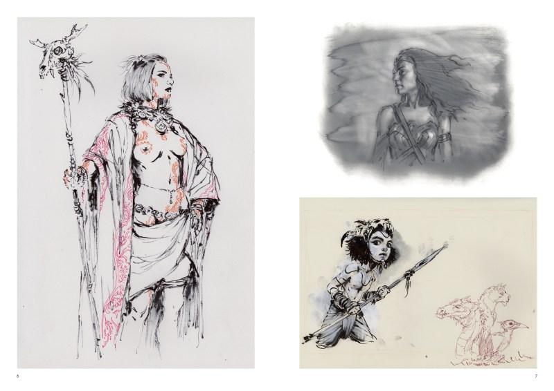Image de l'artLa guerre : des traditions tribales à Wonder Woman DC Comics.