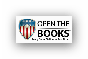 """CauseACTION's """"Open The Books"""""""