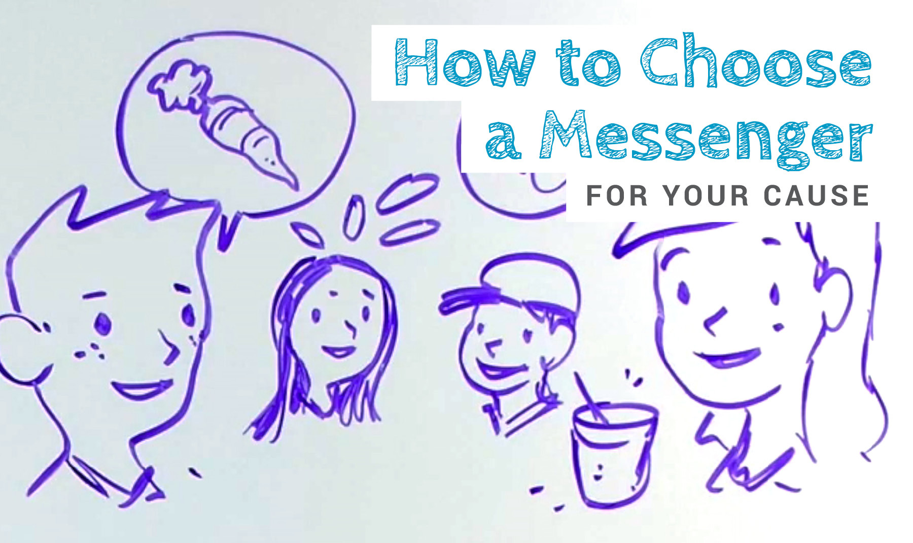 How To Choose A Messenger