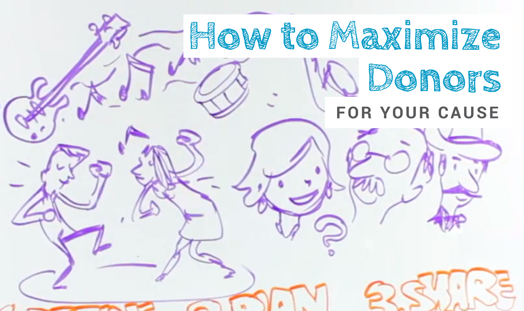 How To Maximize Donors For Your Cause