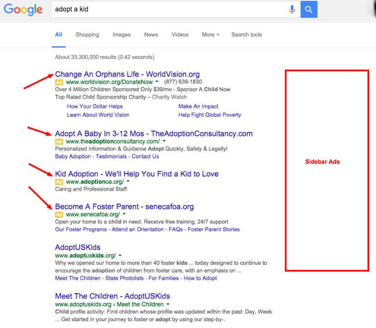Google-Adwords-Sidebar-Ads-removal