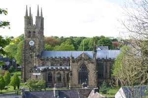 Cathedral of the Peak Tideswell