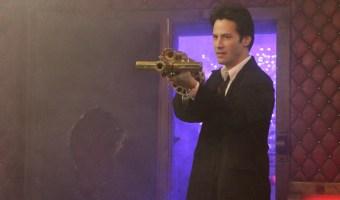 Constantine's Holy Shotgun